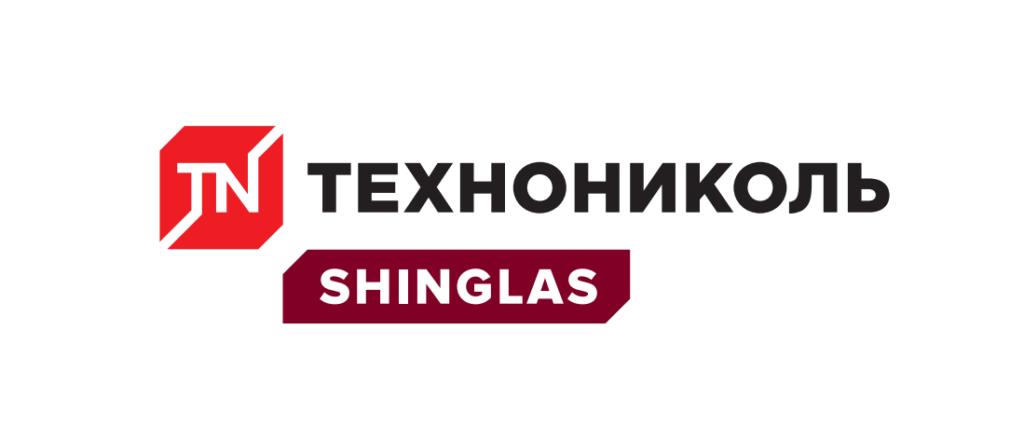 Новый лого компании шинглас